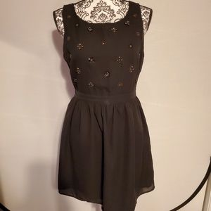 3 for $20 Forever 21 black cocktail dress size M